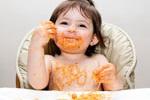 Кормим малыша «взрослой» пищей