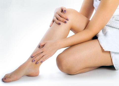 Как спасти ноги от отеков