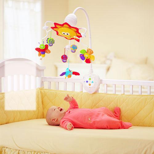 мобиль новорожденному ребенку