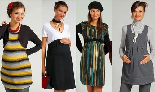 Какие вещи следует носить беременной?