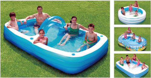 Люксовый матовый семейный бассейн Sammer Escapes
