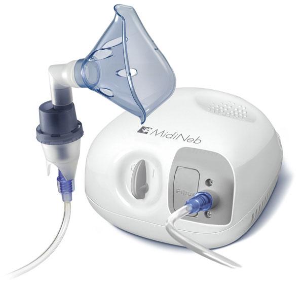 Лечение детского кашля небулайзером