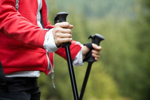 Скандинавская ходьба для детей