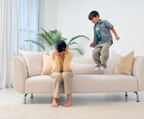 Признаки (симптомы) гиперактивного ребенка
