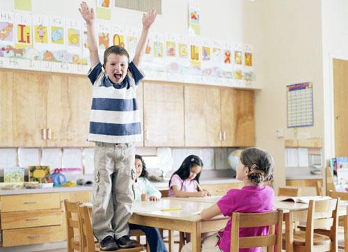 Гиперактивность у детей: что это такое и как ее вылечить